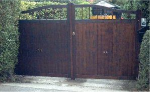 Picture of Automatic Gates